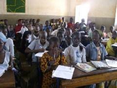 ECOLE MALIENNE de BOUBOUYA - Education - Santé - Nutrition - Aides à la scolarisation des enfants du Mali