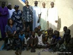 L'ORPHELINAT de DJENNE au MALI - AADEM : Aides aux enfants du Mali - Education - Santé - Nutrition -L'ORPHELINAT de DJENNE est aidé par L' Association MaliMali - AADEM